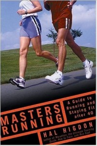 cover of Masters Running: to running and staying fit after 40