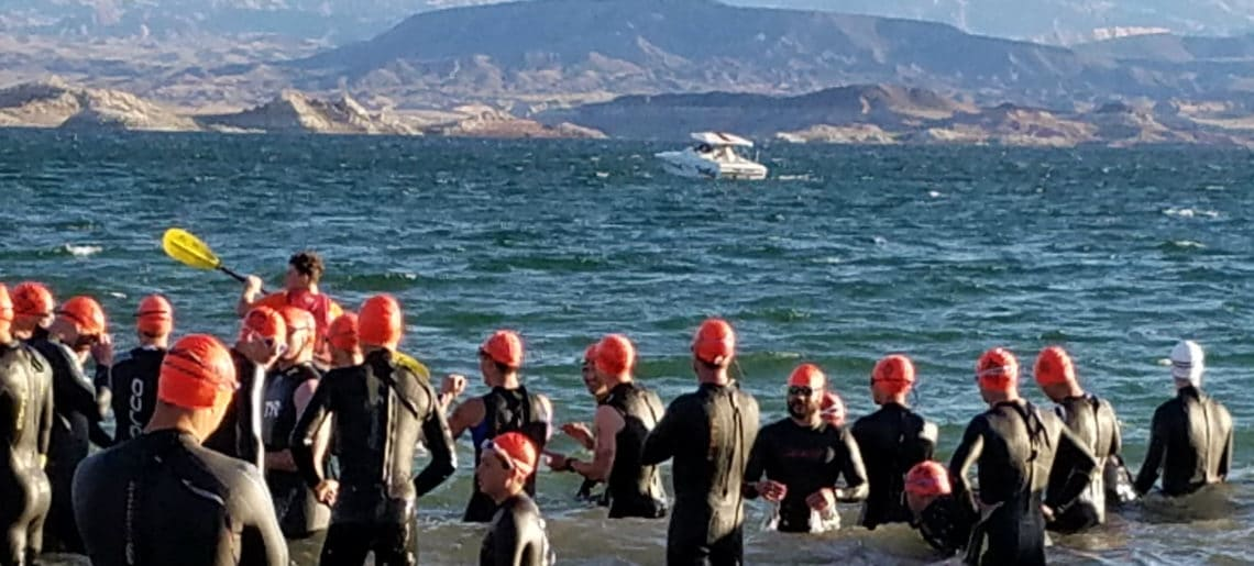 How Will Social Distancing Change Triathlon?