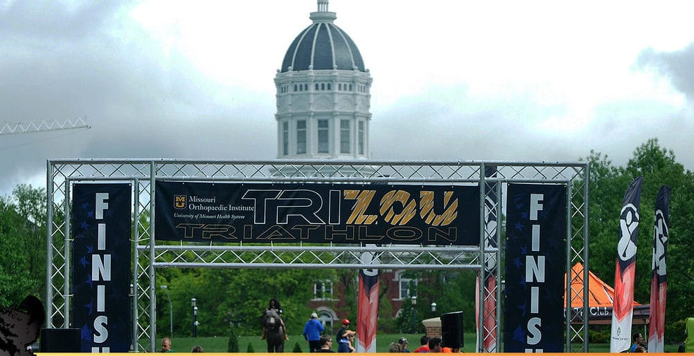 Triathlon Across the USA: State #28 – Missouri