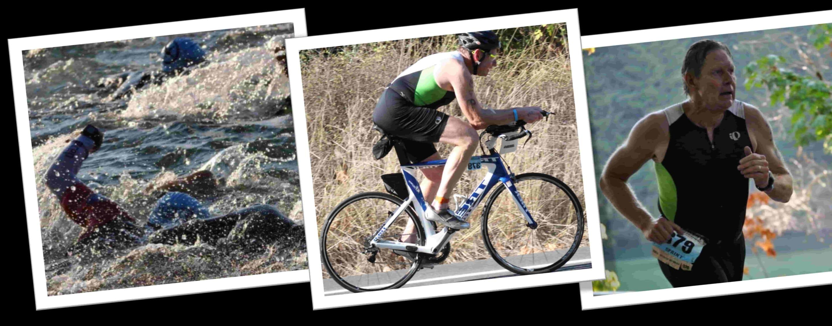 Header Image - Inspiration for Triathletes Over 50