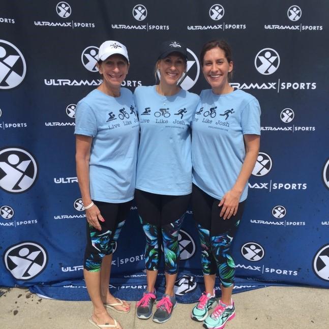 Training for my first triathlon made me part of this relay team