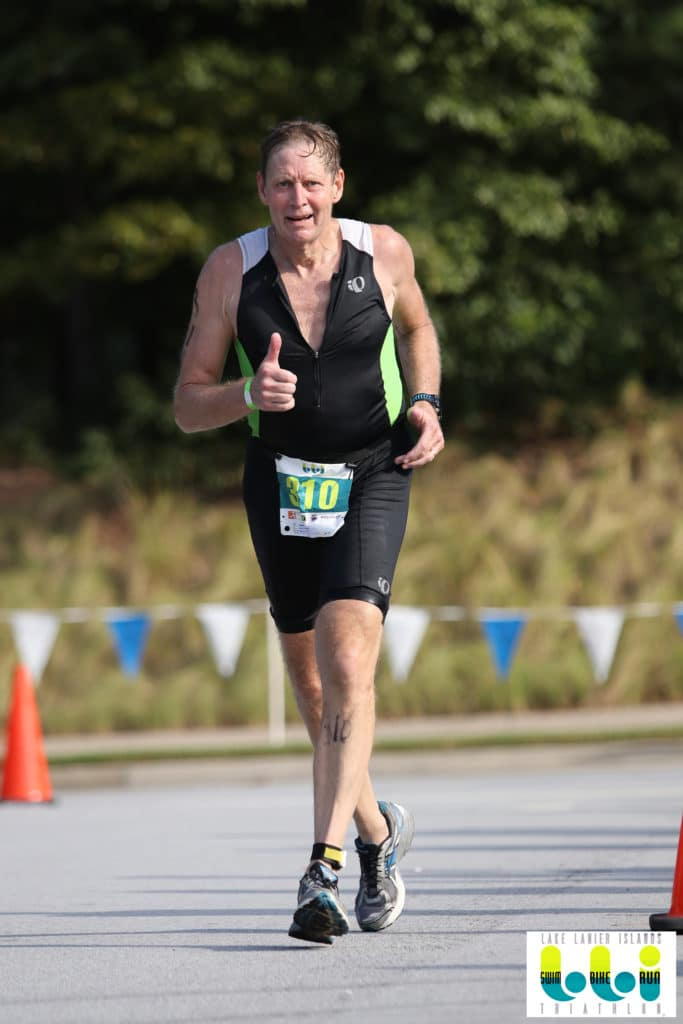 near-the-finish-line-at-the-Georgia-triathlon