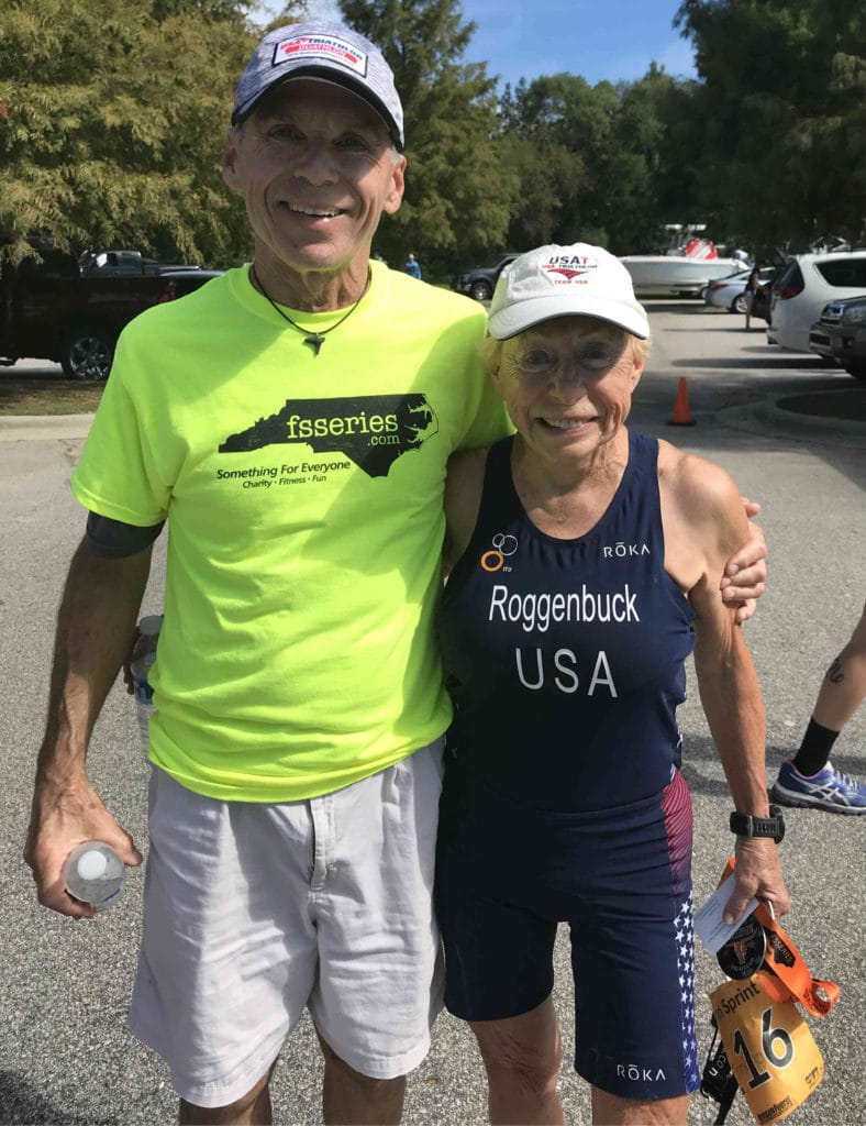 Paul-Bloom-and-Sharon-Roggenbuck-after-the-Battle-at-Buckhorn-Triathlon