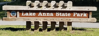 Lake Anna State Park was the location for the Kinetic triathlon, my Virginia triathlon in the Triathlon Across the USA quest.